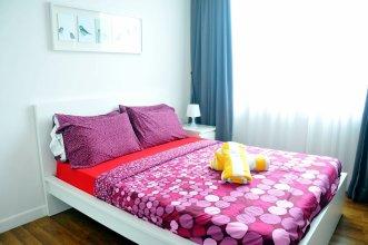 NS Elegant Dwelling Mercu Summer Suite