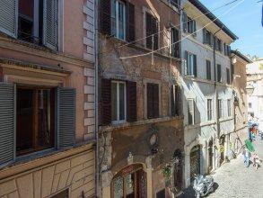 Piazza Campo De' Fiori Luxury Flat View