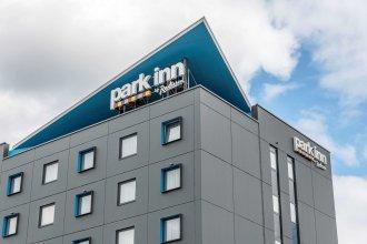 Отель Park Inn by Radisson Vilnius Airport