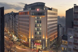 Отель Ramada Plaza By Wyndham Istanbul City Center