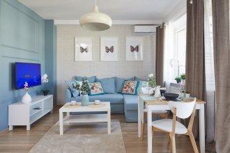 Praga Poludnie Blue Apartment