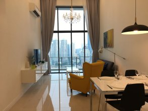 Cozy Homestay With KLCC Twin Tower View