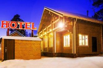 Отель Уральский Теремок