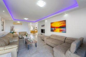 Seafront Protaras Villa 11-7 bedroom villa&pool