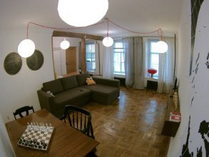 Apartment on Admiralteyskiy 10