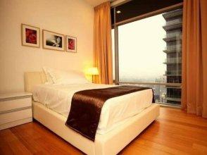 Luxury Suite at Pavilion Bukit Bintang Kuala Lumpur