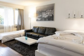 "Stunning Modern Apartment ""POCKET WiFi"""
