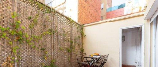 AB Sants Terrace 1-1 Apartment