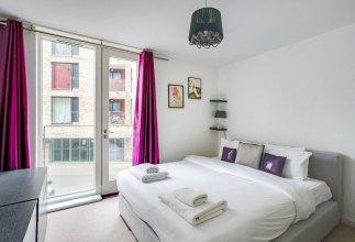 Gorgeous new 1bed Flat w/ Balcony