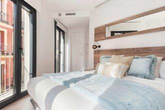 Incredible Design 2bedroom Apt, Sleeps 6 in Centro