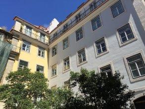 Lisbon Downtown Apartment - XVIII Century Luxury Apartment