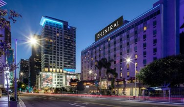 E-Central Downtown Los Angeles Hotel