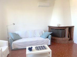 Apartment With 3 Bedrooms in Sperlonga, With Wonderful sea View, Enclosed Garden and Wifi