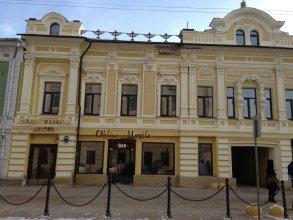 Рождественский дворик бутик-отель