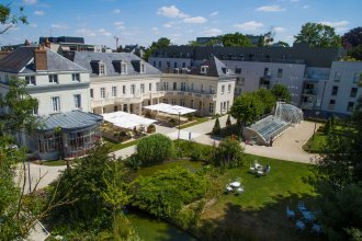 Chateau Belmont Tours by The Crest Collection (ex. Clarion Hotel Château Belmont Tours)