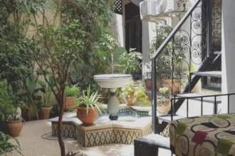 Apartment With 3 Bedrooms in Fes, With Enclosed Garden and Wifi