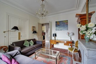 210176 - Comfortable Apartment for 6 People in the Heart of the Grands Boulevards