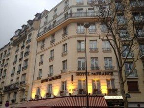 Hôtel de France Invalides