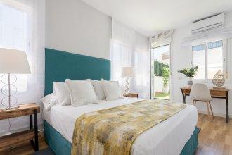 Duplex 2 Bd & Private Terrace Best Location. Francos Terrace VI