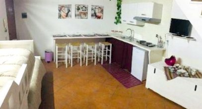 Studio in Palermo - 500 m From the Beach