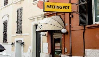 Hostel Melting Pot Rome