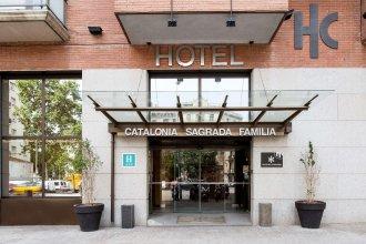 Отель Catalonia Sagrada Familia