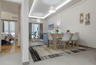57m² Koukaki Luxury Flat next to Acropolis & Metro