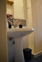 Studio in Palermo, With Wonderful City View, Balcony and Wifi - 7 km From the Beach