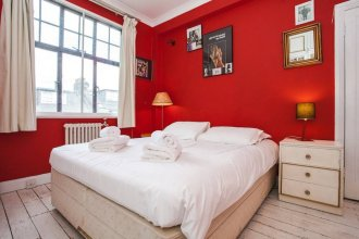 Unique, Quirky 1 Bed in Belsize Park