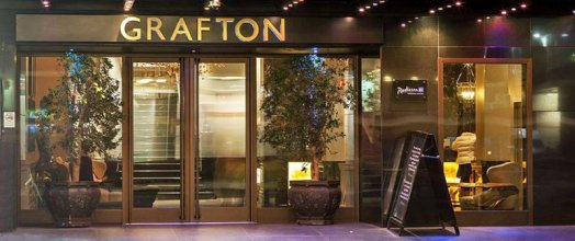 Отель Radisson Blu Edwardian Grafton