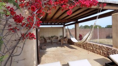 Villa With 5 Bedrooms in Formentera, With Private Pool, Furnished Terr