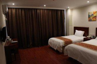 GreenTree Inn Shanghai Dabaishu Business Hotel