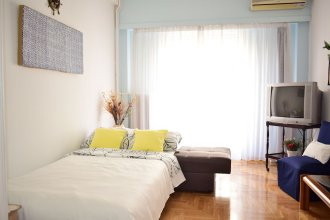 Apartment 6 min from City Center & Acropolis