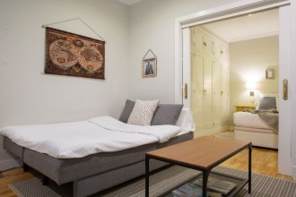 Modern and Chic 1 Bed Apt at Madrid Centre