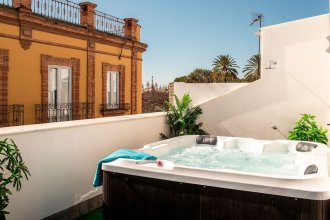 Cozy one Bedroom Duplex in the Heart of Seville. Acanthus I