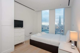 Modern and Stylish 2 Bedroom Flat With a Stunning View