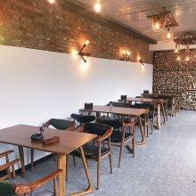 Jian Kou Great Wall. Simple Garden House