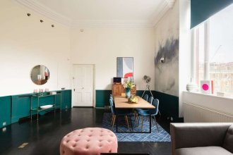 The Thurloe Square - Modern & Bright 1bdr Apartment