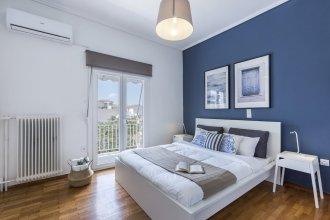 Elegant 2 bedroom apartment in Thissio
