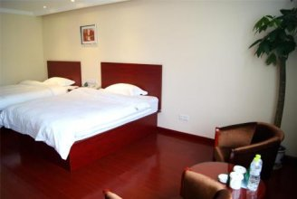 GreenTree Inn HeBei ZhangJiaKou GongYe Road No.5 Middle School Shell Hotel