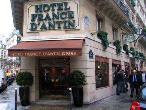 France D'Antin Opera