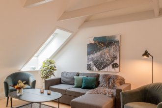 Lovely 2 Bedroom Apartment in the Centre of Aarhus