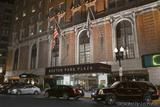 The Boston Park Plaza Hotel