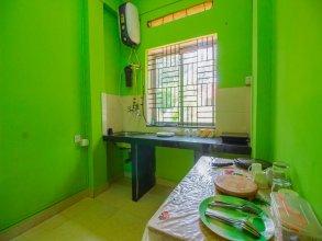 OYO 15004 Home Studio Majorda Beach