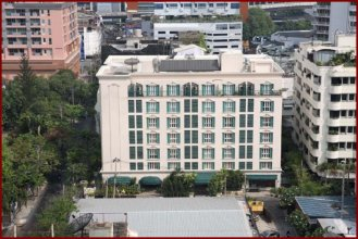 Saladaeng Colonnade Serviced Apartment
