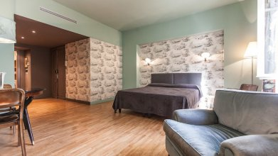 Rental in Rome Suite Spanish