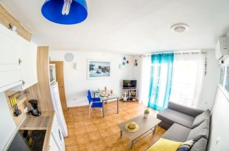 Apartment With one Bedroom in Salou, With Wonderful sea View, Terrace and Wifi - 200 m From the Beach