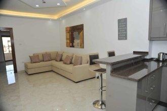 Amazing one Bedroom Apartment in Amman,elwebdah 3