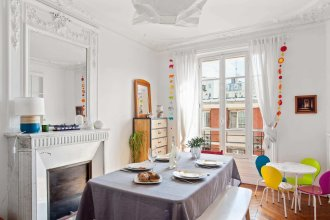 Beautiful and Charming Flat for 4 in the Centre of Paris