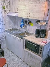 Cozy 2 Bed Studio In Old Town Corfu With Lovely Patio Free Wifi Ac